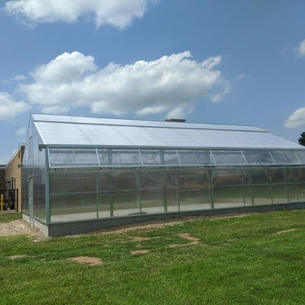 Custom all Polycarbonate Greenhouse