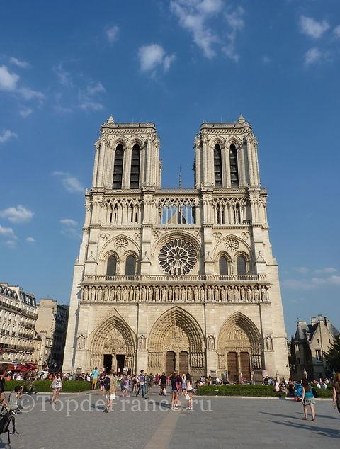 Нотр-Дам де Пари, Собор Парижской Богоматери, Нотр-Дам