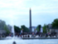 Сад Тюильри, Сад рядом с Лувром, Сад Тюильри фото, площадь согласия