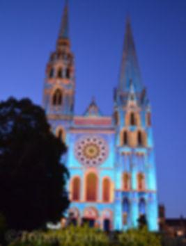 Шартр, город Шартр, собор в Шартре, Chartres