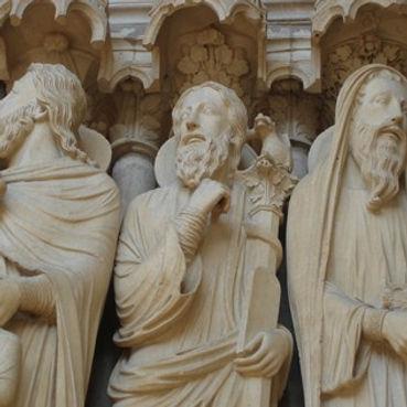 Северный портал Шартрского собора
