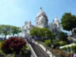 Сакре-Кер, Сакре-Кёр, базилика Сакре-Кёр, Монмартр