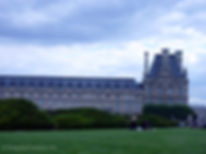 Сад Тюильри, Сад рядом с Лувром, Сад Тюильри фото