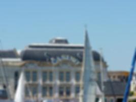 Трувиль, фото Трувиля, Трувиль-сюр-мер, Франция