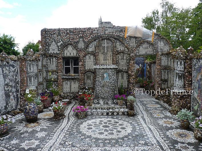 Дом Пикасьет (Maison Picassiette), Шартр, достопримечательности Шартра, Chartres