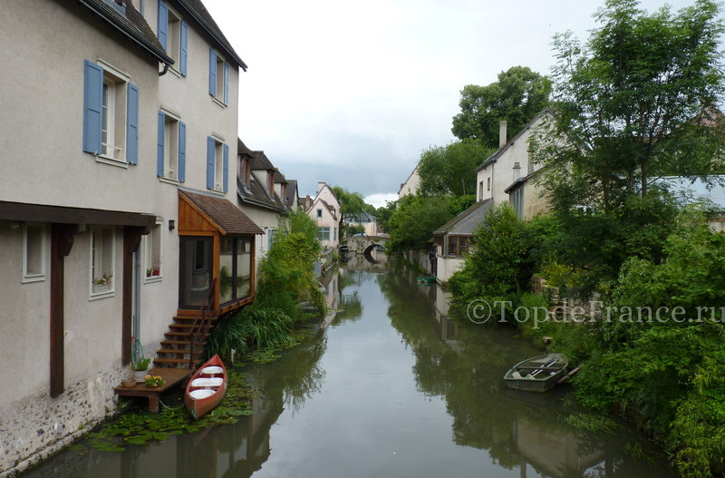Chartres, Шартр, французский город Шартр