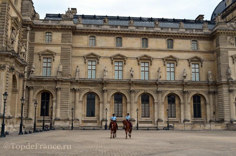 Лувр, Музей Лувр, Лувр Париж, Лувр фото
