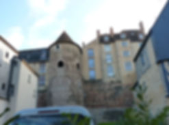 Ле-Ман, францзский город Ле-Ман