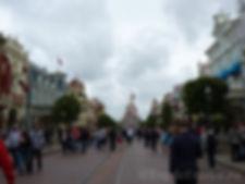 Диснейленд в Париже, вход в Диснейленд