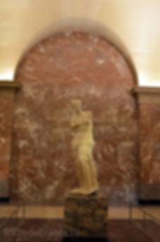 Венера Милосская, Лувр