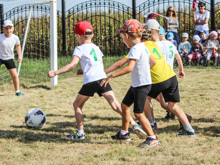 Первое футбольное дерби «Волшебной страны»!