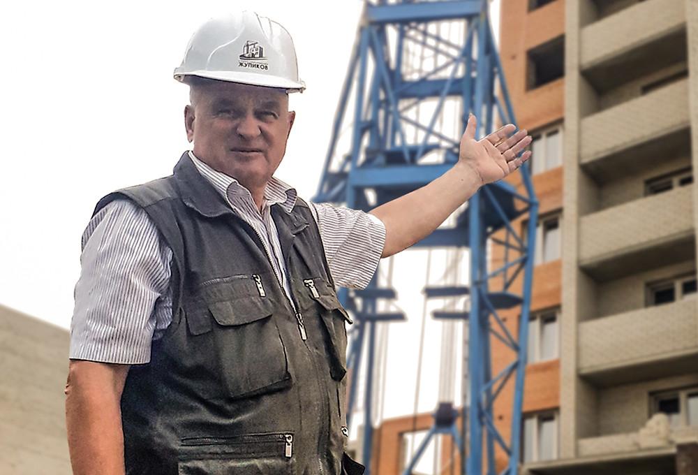 Виктор Сергеевич Мосин (производитель работ)