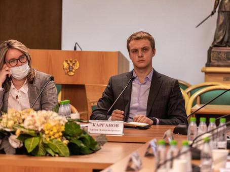 Обсудили насущные вопросы перехода на проектное финансирование в рамках «круглого стола» ГосДумы