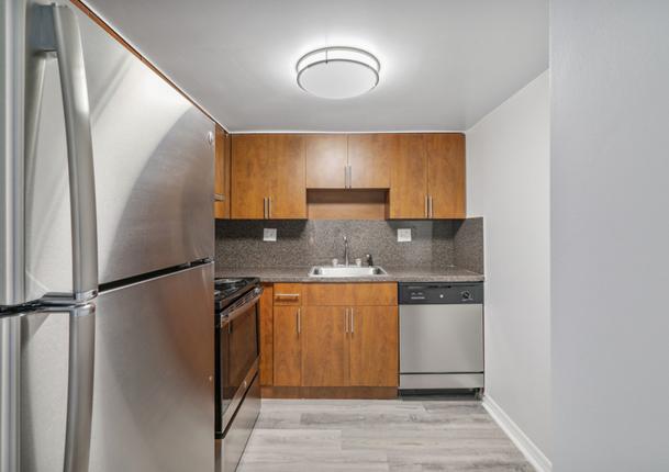 1 Bedroom Apartment - Classic