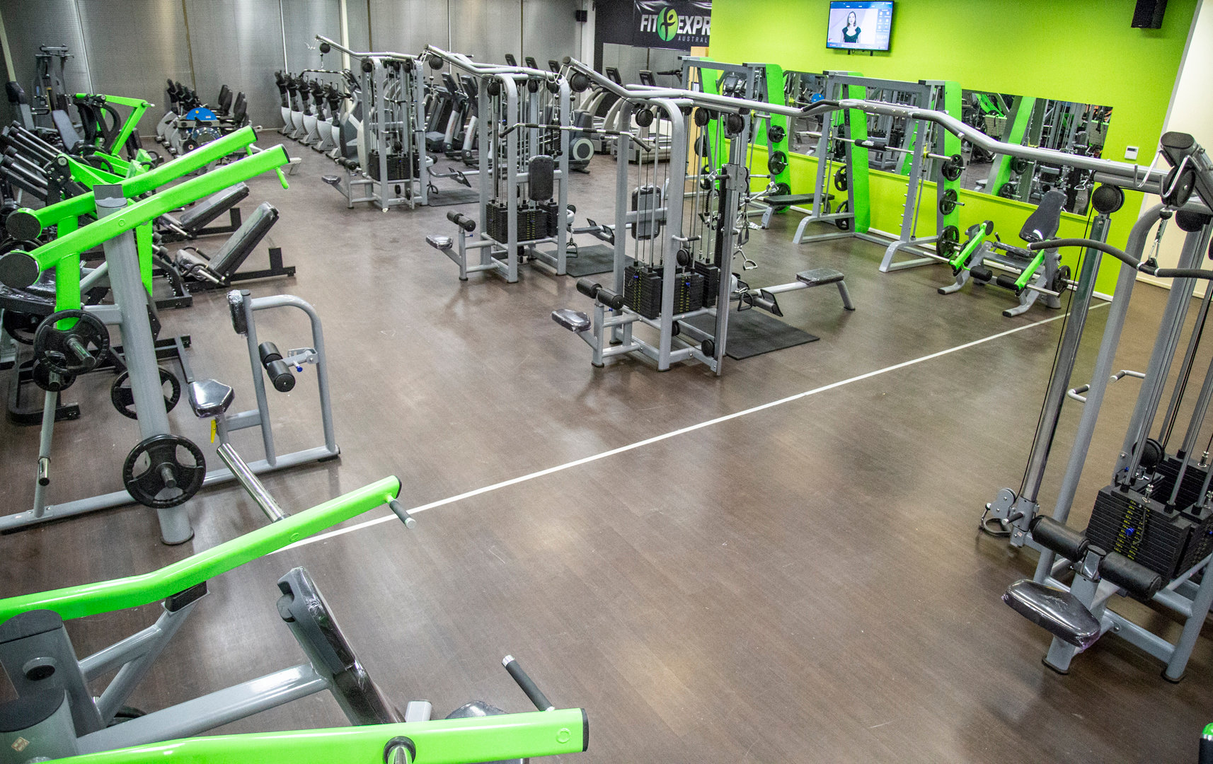 Casual Workout RESERVOIR