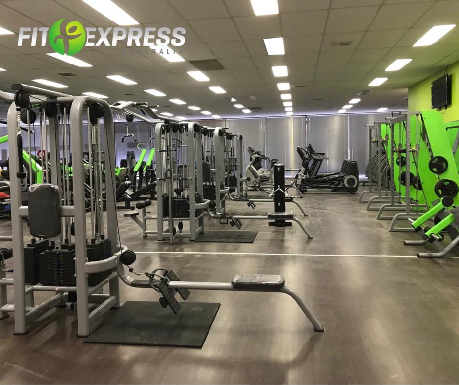 Fit Express Reservoir 24/7 gym,