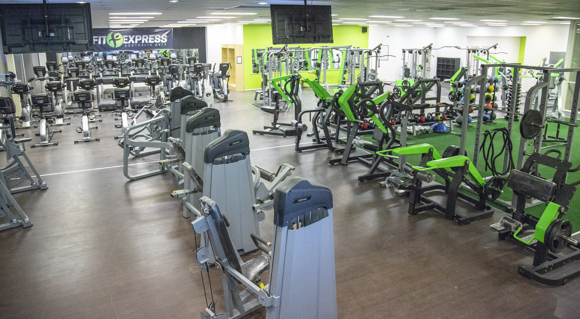Fit Express Reservoir 24/7 gym,