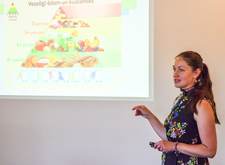 Veselīgs uzturs – grūtnieces labsajūtai un mazuļa attīstībai