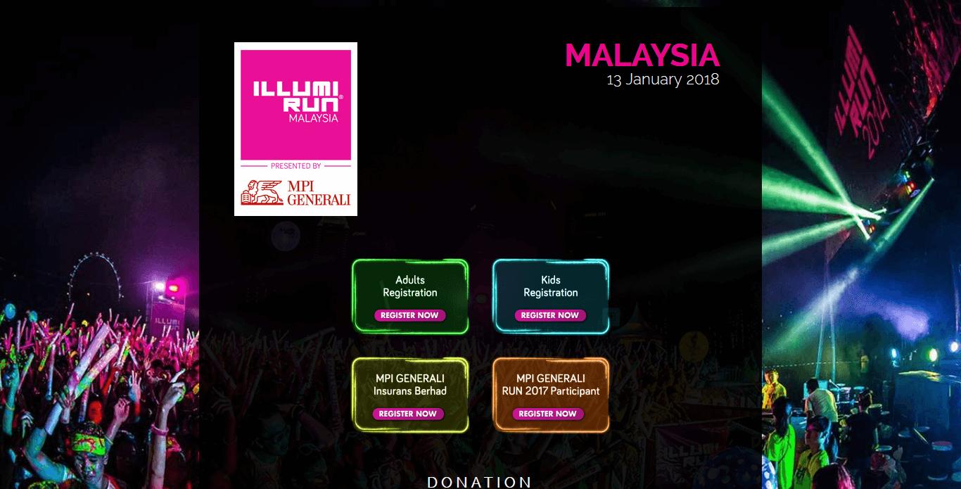 Illumi Run Malaysia