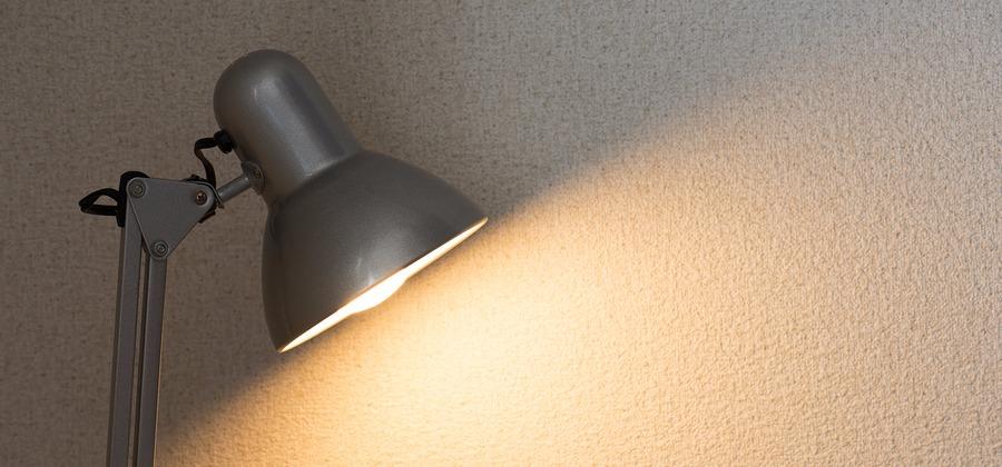 bigstock-Silver-desk-lamp-or-arm-lamp-i-83127170