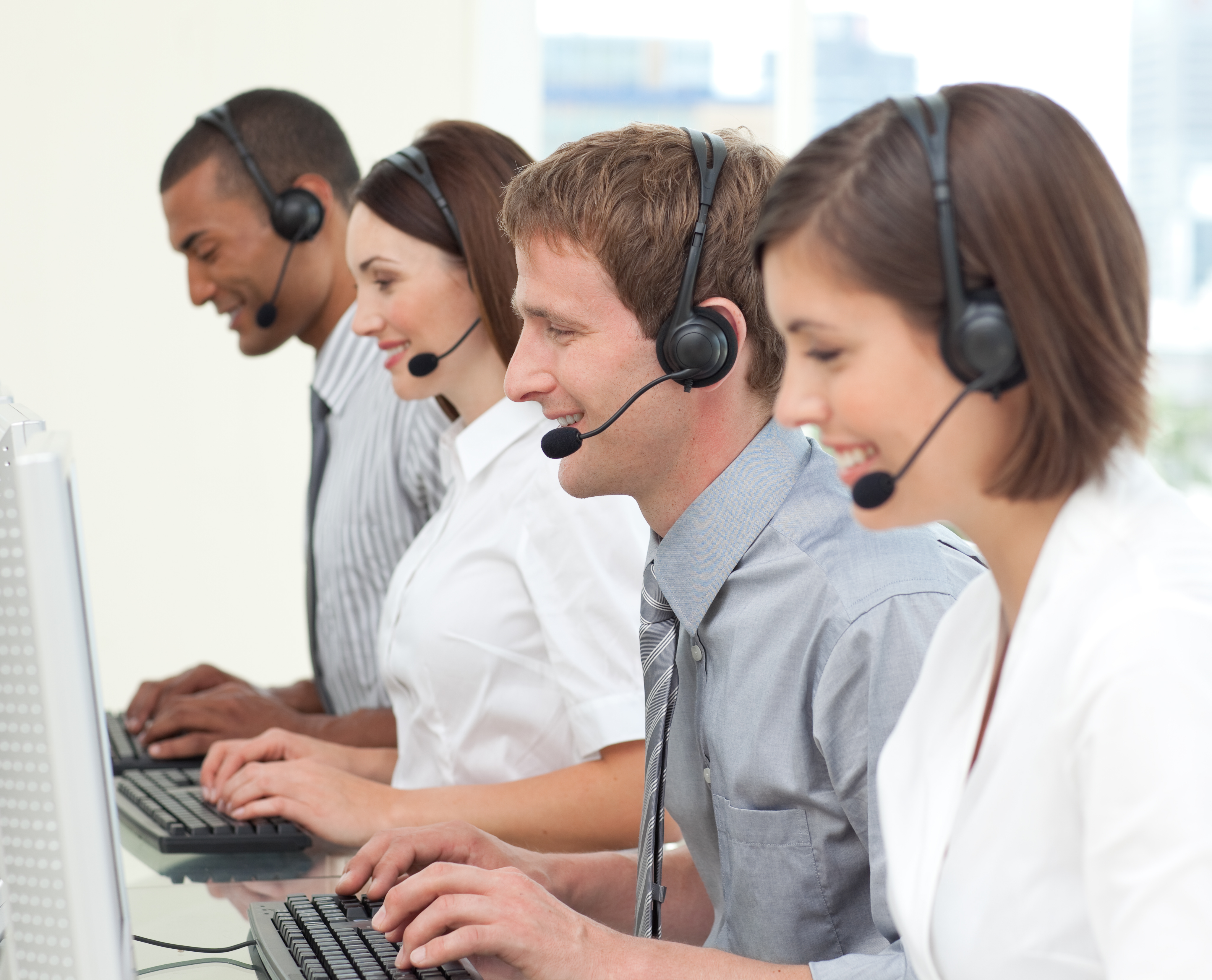 bigstock-Concentrated-Customer-Service--6558957