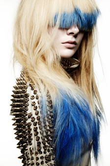 blue-fringe-tips-ombre-hair-punk-style-s