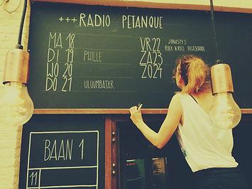 Radio Petanque