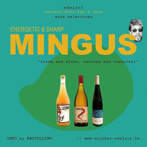 MINGUS wijnpakket