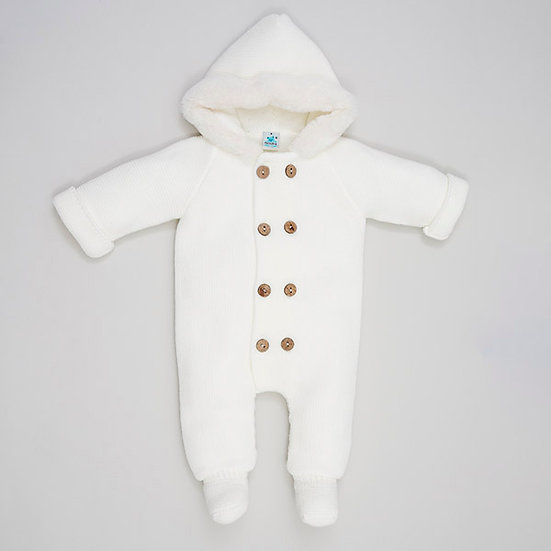 Ivory Baby Bunting