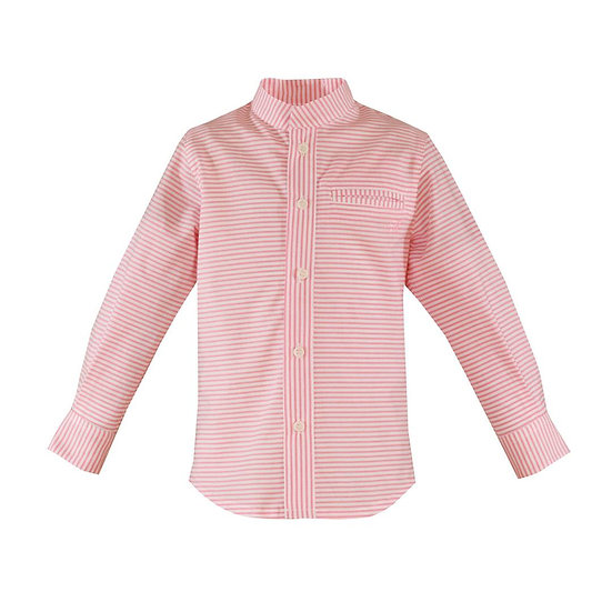 Strawberry striped shirt