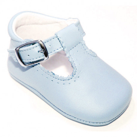 T-Strap Baby Blue