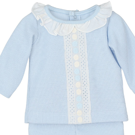 Baby Dotted Take-home Outfit