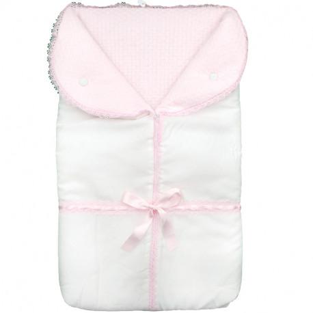 Pink Bow Sleep Sack