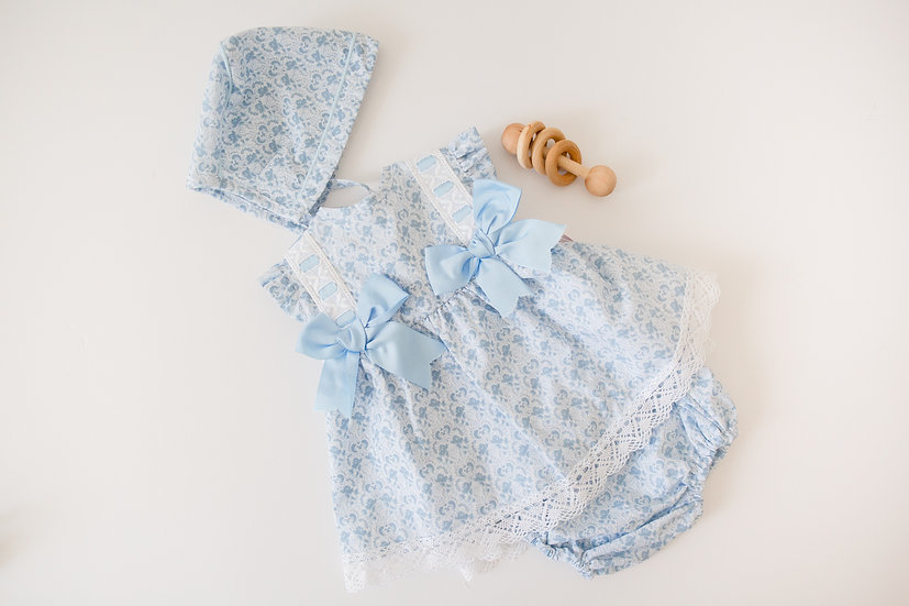 Lucy Lace Set
