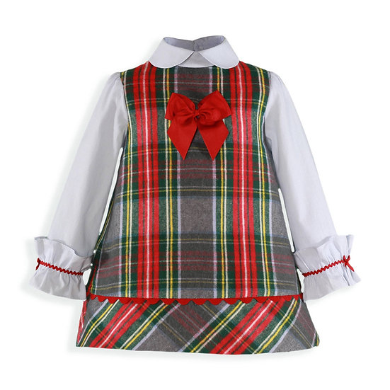 Tartan Love Dress