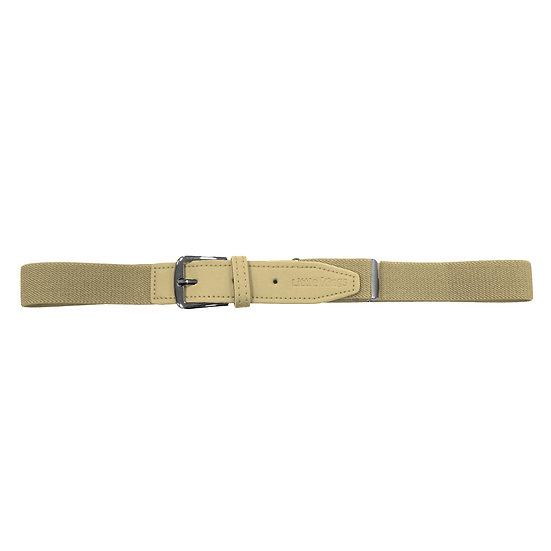 Elastic Beige Belt