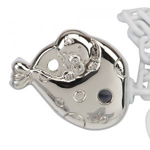 Sleeping Baby Pacifier Holder