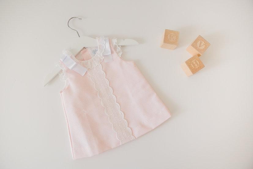 Pink Daisy Dress