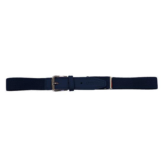 Elastic Navy Belt