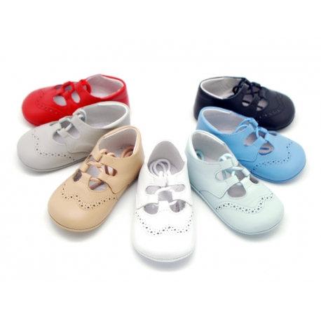 Bluscher Baby Shoe