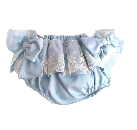 Lacey Lace Diaper Cover