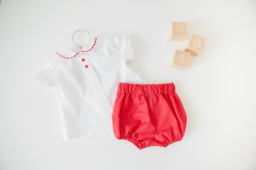 Picnic Day Red Set