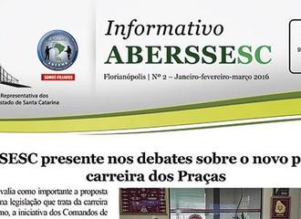 ABERSSESC lança Informativo nº2