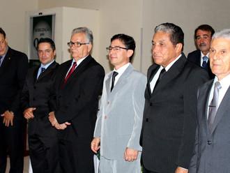 Diretores e conselheiros eleitos da ABERSSESC tomam posse nesta terça-feira (24)