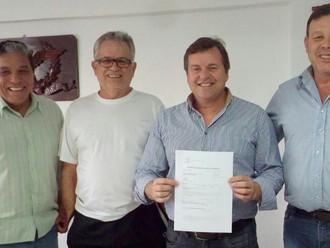 ABERSSESC recebe como sócio o sargento João Carlos de Matos da PMSC