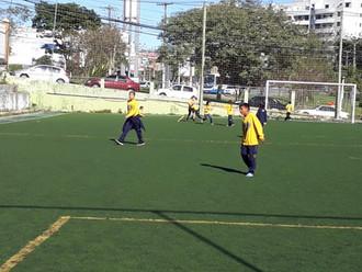 LBV grava programa de televisão no Complexo Esportivo da ABERSSESC