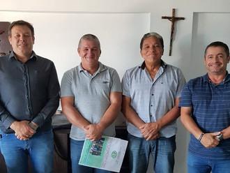 Subtenente Sandro Luís Bueno Suter é o novo sócio da ABERSSESC