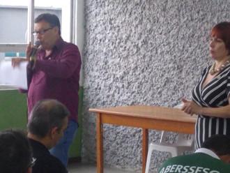 ABERSSESC promove reunião com praças da Polícia e Corpo de Bombeiros Militar