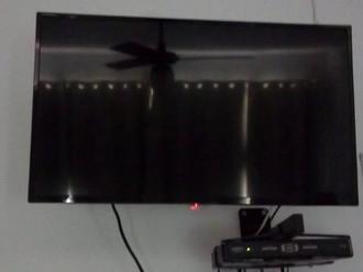 Visandomaior comodidade e melhoriasno Hotel de Trânsito, ABERSSESC instala televisões smart nos ap