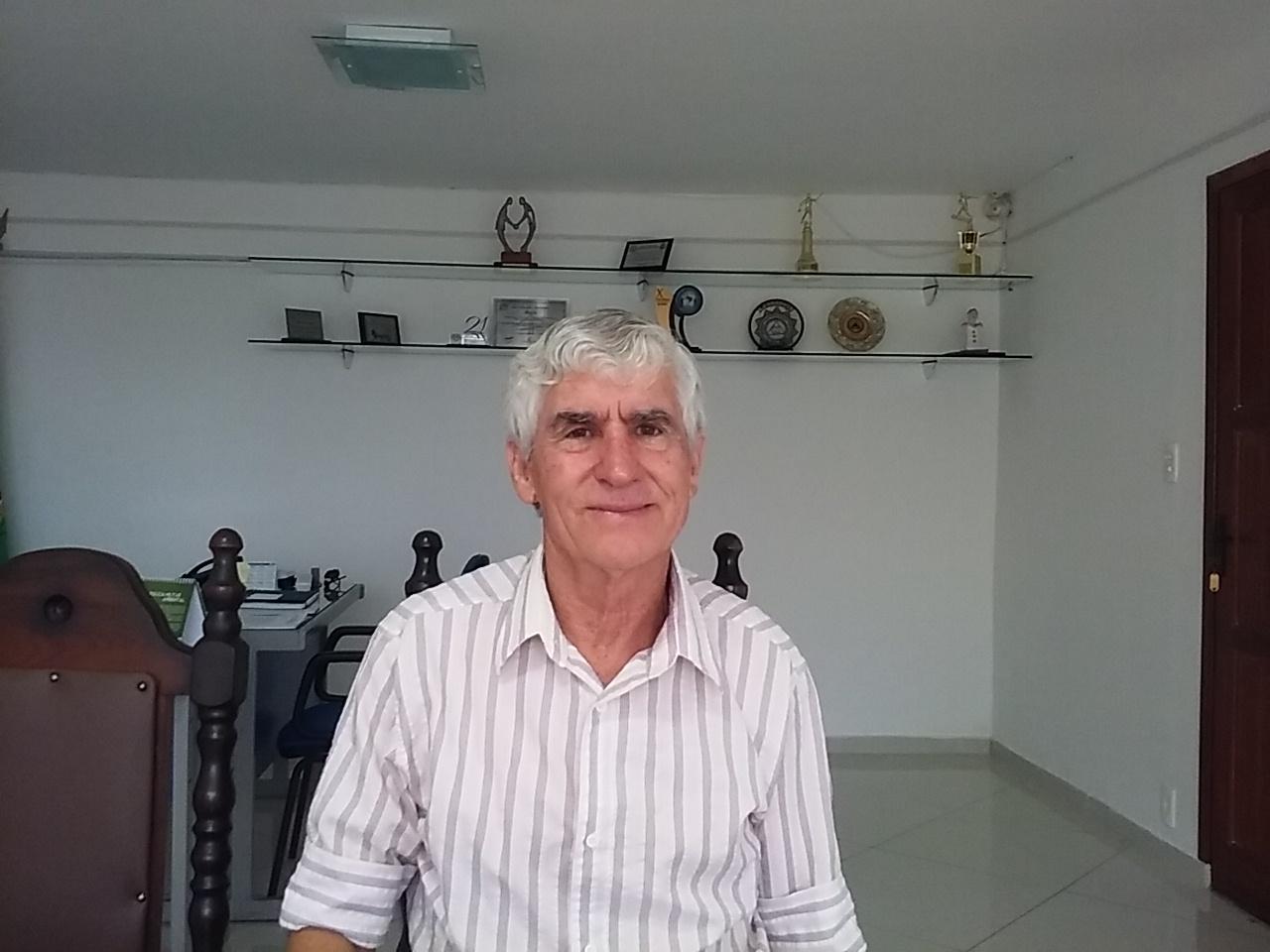 Carlos Belarmino Moreira